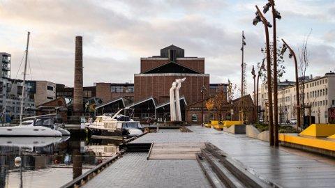 I lokalene som også huser Sandnes Kulturhus åpner det to nye spisesteder.