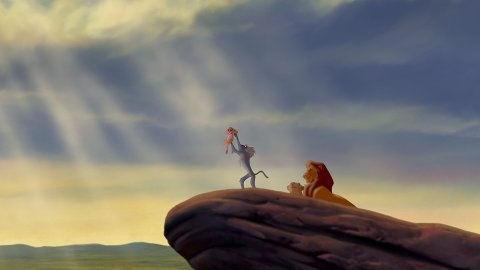 SEIRET: Løvenes Konge vant avstemningen og blir å se på storlerret i gågata fredag 18.august.