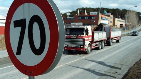Å skilte ned 80-sonene til 70-soner er blant tiltakene som kan bidra til å oppnå den såkalte Nullvisjonen, at ingen skal bli drept eller alvorlig skadet i den norske trafikken.