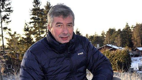 HALDEN: Administrerende direktør Trygve Kristoffersen i SOBBL  synes pågangen fra nye medlemmer er gledelig.