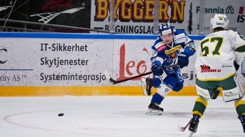 3. poeng: Christoffer Karlsen