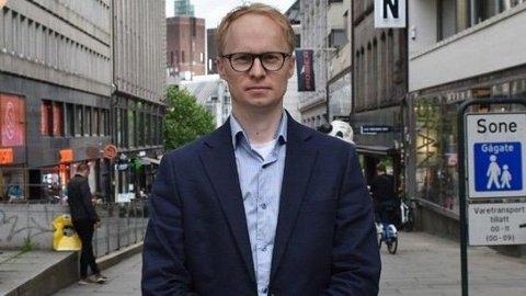 POSITIV TIL ORKLA: Analytiker Roger Berntsen i Nordnet fremhever Orklas markedsmakt, som gir resultater.