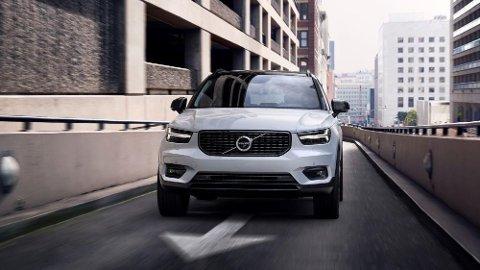 Volvo skal vise fram sin helelektriske XC40 senere i år, så kommer bilen på markedet i 2020.