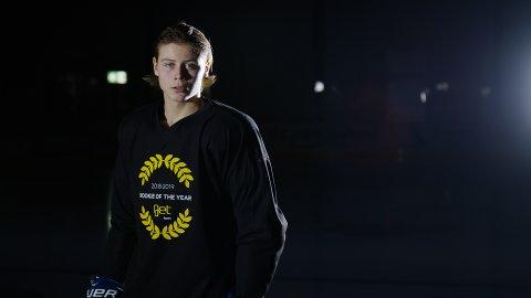 LOVENDE: Sparta-backen Emil Martinsen Lilleberg har hatt en flott utvikling denne sesongen.
