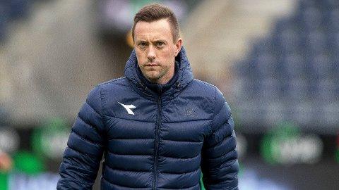 PÅ VIFS LISTE: Ian Burchnall skal være ett av navnene på listen over trenere Vålerenga har forhørt seg med.