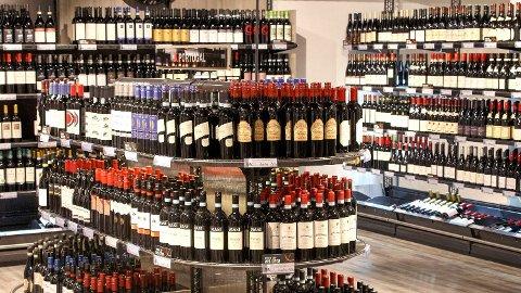 Belag deg på ny prisjustering på Vinmonopolet. Foto: Gorm Kallestad (NTB)