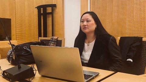 Advokat Trine Rjukan er bistandsadvokat for den nå avdøde kvinnen. Det var hun som anmodet om at det skulle gjøres et bevisopptak av den fornærmede i mars i år, flere måneder før hun døde.