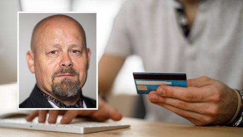 ADVARER: IT-ekspert Kai Roer advarer mot QR-koder og «phishing».