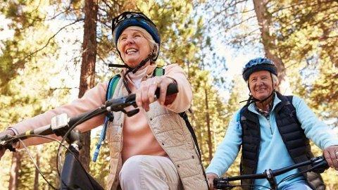Pensjonister kan spare skatt på å gjøre endringer i skattemeldingen Foto: (Foto: Istock)