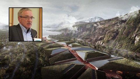Knut Einar Hanssen, tidligere ordfører i tidligere Ballangen kommune, trodde kommunen skulle få verdens største datasenter og tusenvis av arbeidsplasser. Slik gikk det ikke.