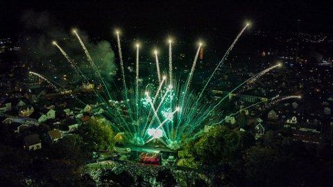 Suksess: Med cirka 2.000 mennesker innenfor portene fredag og rundt 3.000 lørdag, så var arrangørene i Viken Events godt fornøyde med helgens festival. Neste år skal den holdes 26. og 27. august.
