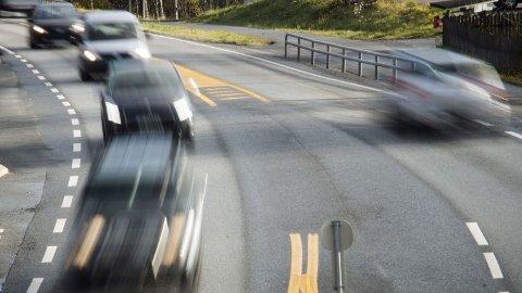 Én av ti sier at de har opplevd farlige situasjoner i trafikken på grunn av sitt eget dårlige syn.