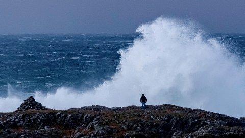 Været i Norge blir våtere og villere framover, uttaler klimaforsker Ketil Isaksen.