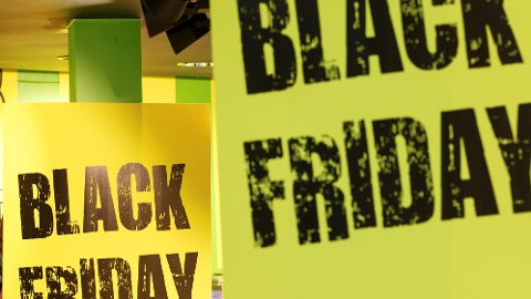 Black Friday får kamp av Grønn Fredag.
