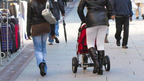 Ifølge SSB er det nesten 100.000 fattige barn i Norge.