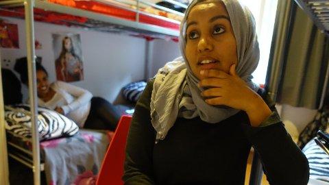 Leila Khaled må klare seg med 80 kroner dagen.