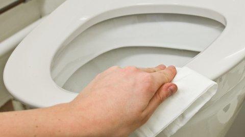 Det er viktig at toalettet tar seg bra ut når du har invitert til julemiddag.
