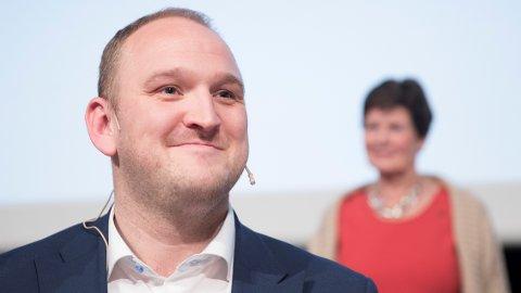For andre år på rad er landbruksminister Jon Georg Dale (Frp) kåret til den mektigste i norsk landbruk.