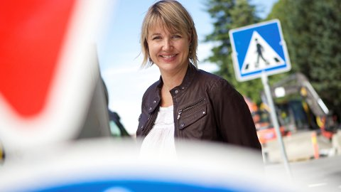 – Vi er overrasket over at stadig flere 18-åringer tar førerkort. Det sier kommunikasjonssjef i Naf, Inger Elisabeth Sagedal.
