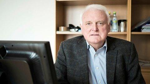 Direktør Sverre Lindahl i Nav Kontroll passer på at stønader ikke misbrukes.