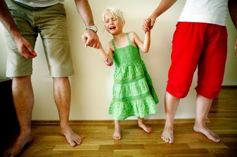Svenske forskere har studert over 3.000 barn og konkluderer med at barn som har foreldre som utøver delt omsorg, har bedre mental helse enn barn som bor mest med, eller bare med, den ene av foreldrene.