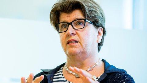 Forbrukerdirektør Randi Flesland er overrasket over dommen som gir DNB medhold.