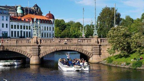 Nordmenn elsker Sverige om sommeren. Gøteborg er blant favorittreisemålene våre.