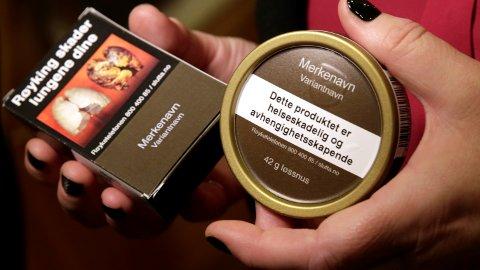 For første gang er det flere snusere enn røykere i Norge.