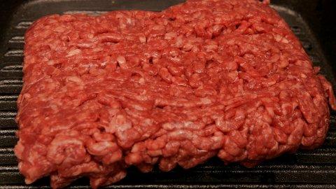 IKKE SÅ MILJØVENNLIG: Kjøtt fra okse og ku er klimaverstingen i kjøleskapet ditt.