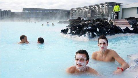 Vil du besøke den Den blå lagune på Island i høysesongen, bør du bestille tid et halvt år i forveien.