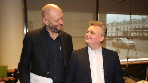 Fellesforbundets Jørn Eggum ønsker å forhandle med Stein Lier-Hansen i Norsk Industri. 27. februar bestemmer LO om det blir slik oppgjørsform eller om LO-leder Hans-Christian Gabrielsen selv tar kommandoen.