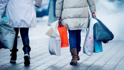 Mange nordmenn ønsker å redusere forbruket sitt i 2018.