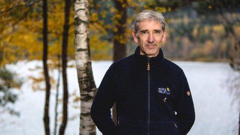 Generalsekretær Lasse Heimdal i Norsk Friluftsliv.