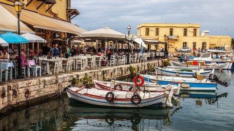 Kreta er et populært mål for reiselystne nordmenn.