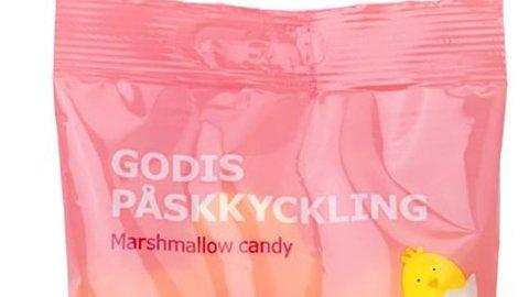Ikea trekker tilbake godteposen Godis Påskkyckling på grunn av funn av mus i produksjonssystemet.