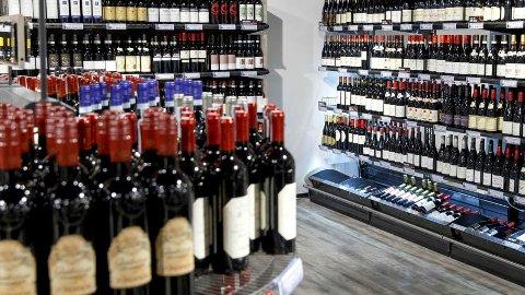 Vinmonopolet øker prisene fra 1. mai.