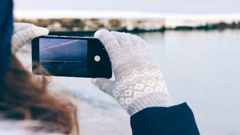 Alle mobiler på markedet i dag skal tåle en real norsk vinter.