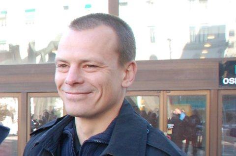 BLIR REDAKTØR: Håvard Melnæs har til nå vært redaksjonssjef i Josimar. Nå blir han redaktør. ARKIVFOTO