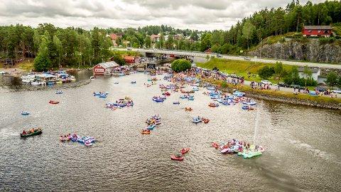 Ørje gummibåtfestival