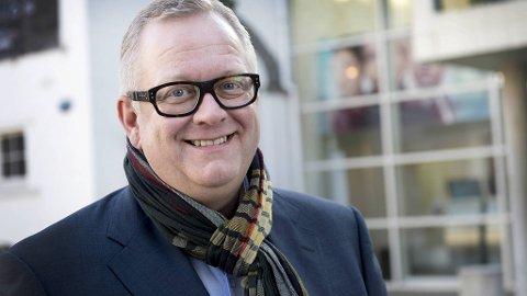 KINOSJEF: Ivar Halstvedt regner med at det blir første og siste gang han havner på inntektstoppen i Askim.