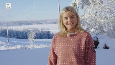 Inger Lund (28) fra Båstad er med på Jakten på kjærligheten.