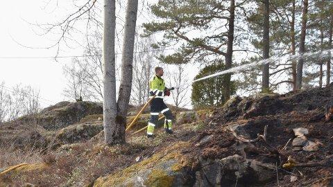 Brannvesenet advarer mot stor brannfare de kommende ukene.