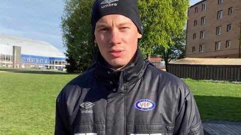GLEDER SEG: Tidligere Askim-spiller Kamil Rylka, nå keepertrener i Vålerenga, gleder seg til å jobbe med polsk fotball for Smaalenenes Avis og Amedia igjennom portalen Direktesport.no. Allerede denne helgen sendes det kamper.