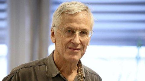 VAKSINE: Influensasesongen nærmer seg. Kommuneoverlege Ulf Seljelid sier det er viktig å vaksinere seg mot årets influensa. FOTO: BIRGER RINGSETH