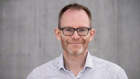 NETTBASERT TILBOD: Professor Oddmund Løkensgard Hoel håpar på god rekruttering til den første nettbaserte bachelorutdanninga på HVL.