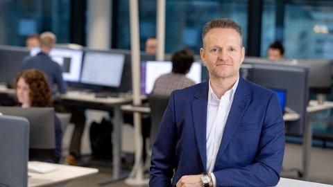 FOND FOR FRIVILLIGE: Sparebanken Vest og konsernsjef Jan Erik Kjerpeseth opprettar no eit koronafond for å støtta lag og foreiningar.