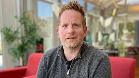 NY JOBB: Helge Resaland blir pedagogisk rådgjevar i Sogndal kommune frå august.