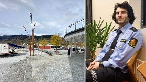 ALVORLEG: – Saker med personar i den aldersgruppa tek me alltid alvorleg, seier Sondre Lillebostad ved Sogndal lensmannskontor.