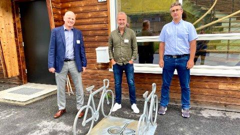 Trond Haavik, Kjetil Hovland og Rune Henjesand
