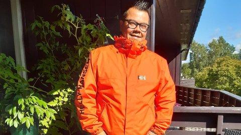 Daniel Egge Roux er nyansatt i Sola FK og skal ha ansvar for FFO og å utvikle klubbens barne- og ungdomssatsing.